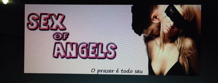 Sex Of Angels is one of Locais curtidos por Cledson #timbetalab SDV.