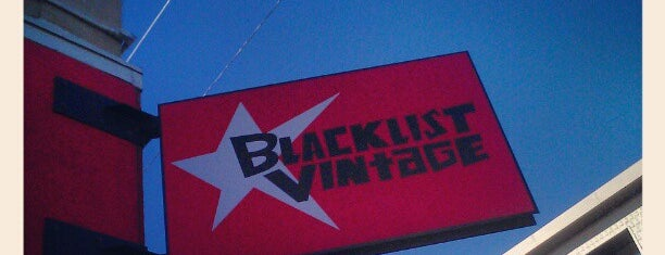 Blacklist Vintage is one of City Pages Best of Twin Cities: 2011.