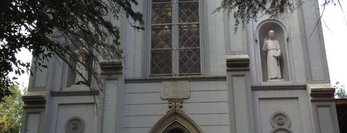San Pacifico Kilisesi is one of istanbul gidilecekler anadolu 2.