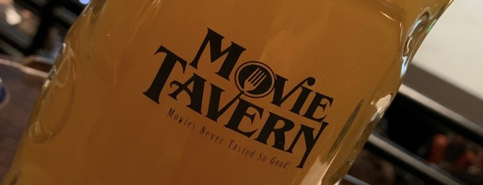 Movie Tavern is one of Sorora 님이 저장한 장소.