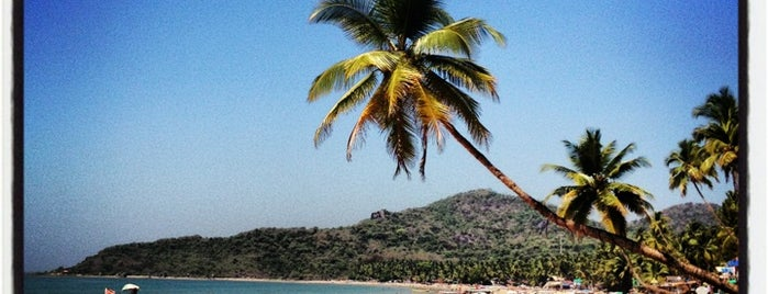 Palolem Beach is one of Best Asian Destinations.