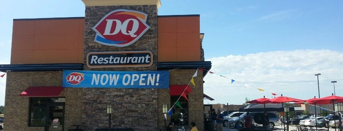 Dairy Queen is one of Posti che sono piaciuti a Kevin.