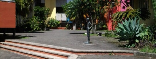 Facultad de Letras is one of UCR.