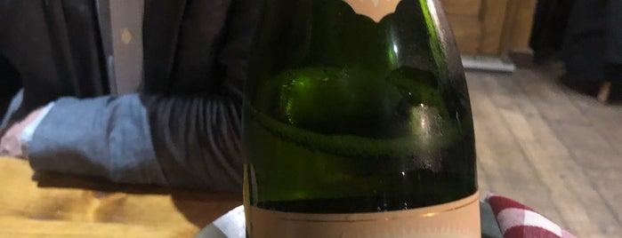 Le Bouchon Wine Bar is one of Orte, die Aniruddha gefallen.