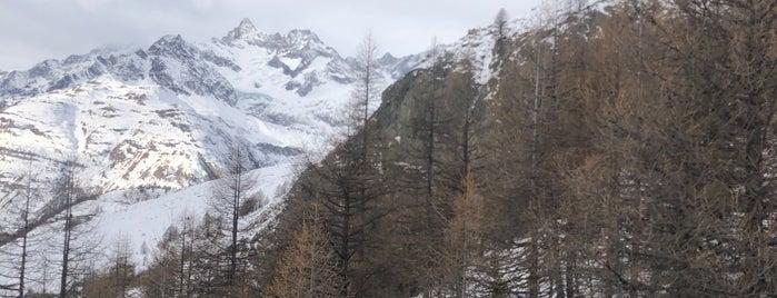 Gant is one of Zermatt.