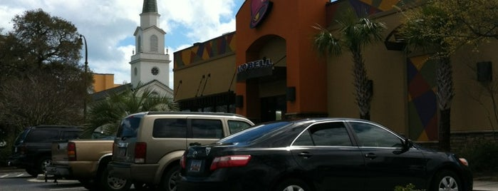 Taco Bell is one of USA.