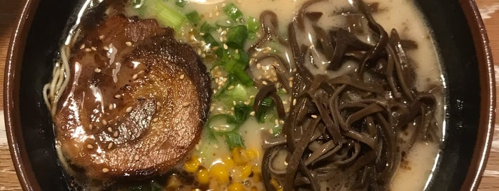 Ramen Tatsu-ya is one of houston.