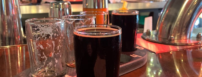 Waterman's Brewing is one of NC Craft Breweries.