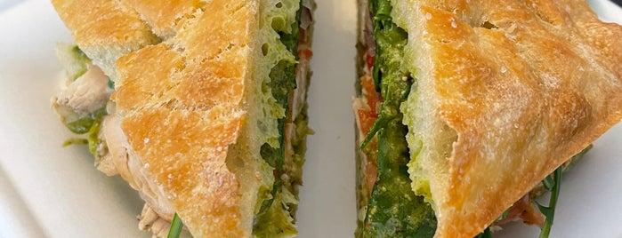 Bonafide Bakeshop & Cafe is one of Veg Friendly Spots.
