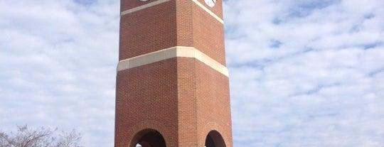 Western Carolina University is one of North Carolina.