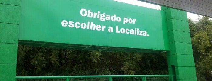 Localiza Rent a Car is one of Cristian : понравившиеся места.