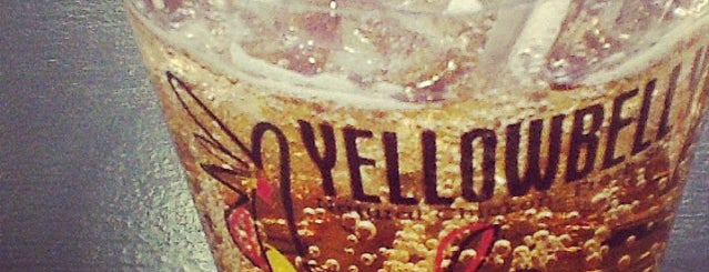 Yellowbelly is one of Lugares favoritos de Louis.