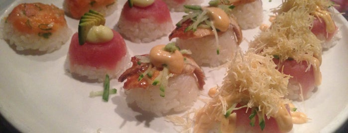 Bozu is one of 25 Top Sushi Spots in the U.S..