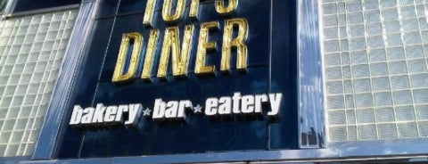 Tops Diner is one of New York City Spots.