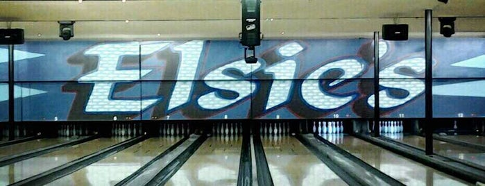 Elsie's Restaurant, Bar & Bowling is one of Activities.