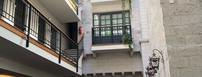 Palla Hotel Boutique is one of Lugares favoritos de Cesar.