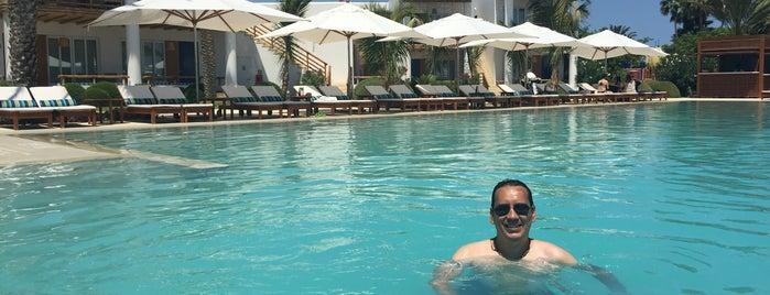 Hotel Paracas, a Luxury Collection Resort is one of Lugares favoritos de Cesar.