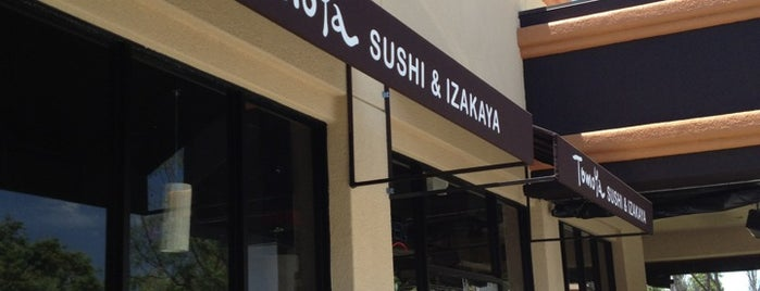 Tomoya Sushi & Izakaya is one of Robyn 님이 좋아한 장소.