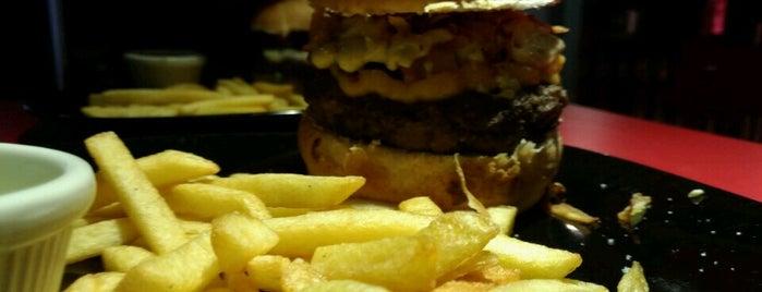 1950 Burger e Crepe is one of Orte, die Marcio gefallen.