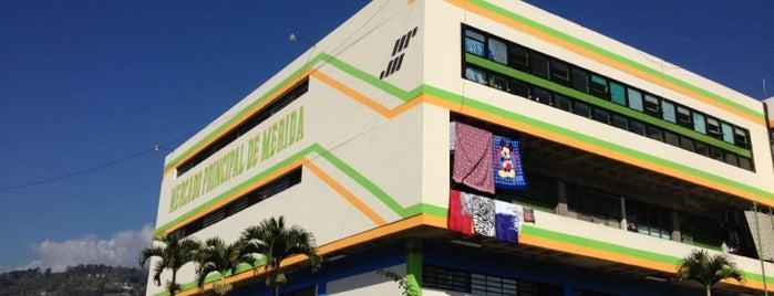 Mercado Principal de Mérida is one of Agosto 2014 Mérida.