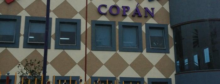 Copan Kinder is one of Locais curtidos por Giovanna.
