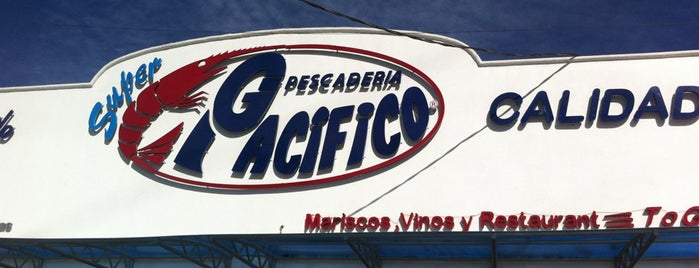 Super Pescaderia del Pacifico is one of Orte, die Ana gefallen.