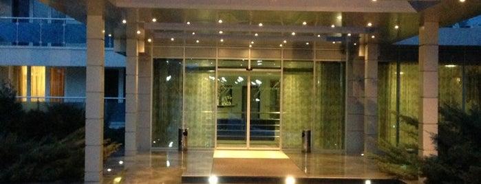 Spa-hotel Grand Marine is one of Tempat yang Disukai Pokrishka.