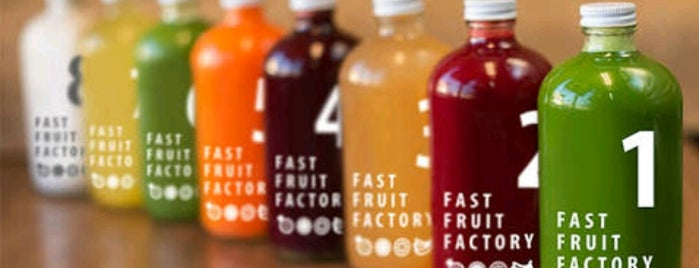 Fast Fruit Factory is one of Tempat yang Disukai Mobs.