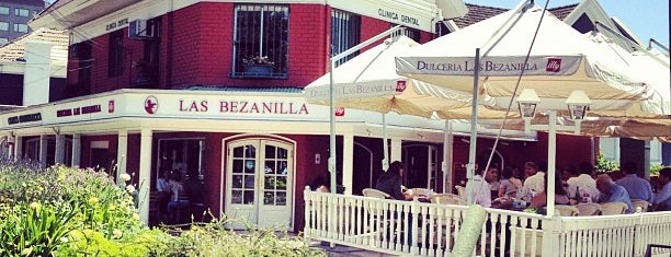 Las Bezanilla is one of Tea Time.