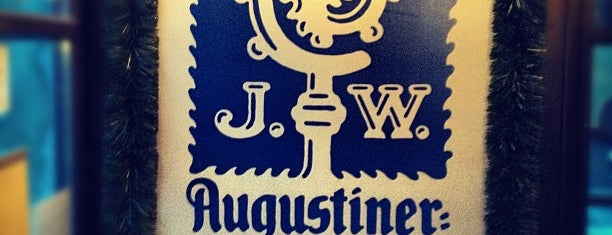 Augustiner am Gendarmenmarkt is one of Berliner Bier.