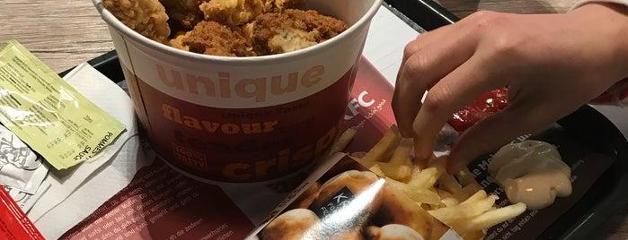 Kentucky Fried Chicken is one of Orte, die Petra gefallen.