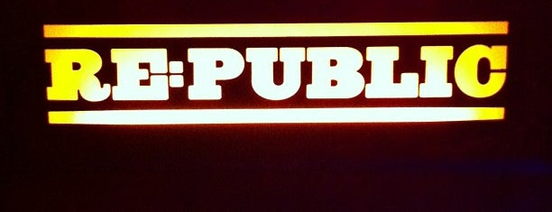 RE:PUBLIC Nightclub is one of Uptown Charlotte Dining and Nightlife.
