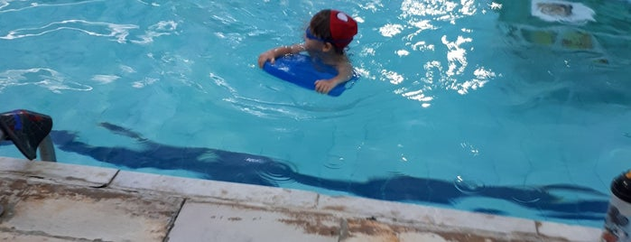 Trampolim escola de natação is one of Robsonさんのお気に入りスポット.