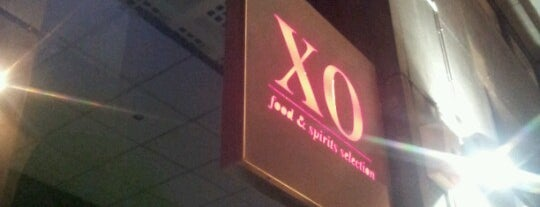 XO food & spirits Selection is one of Tempat yang Disukai Francesco.