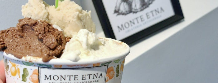 Etna - Artisan Gelato is one of Eman: сохраненные места.