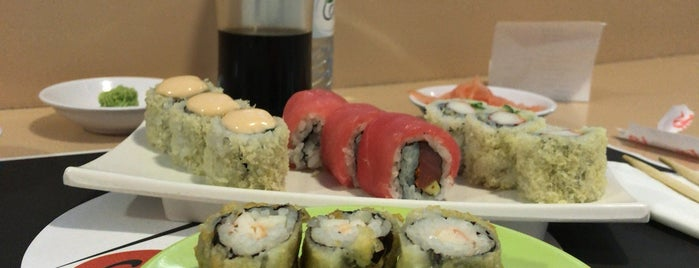 Sushi Spot is one of Sushi Restaurant in Riyadh.