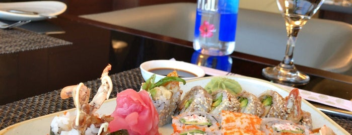 Anthurium is one of Sushi Restaurant in Riyadh.