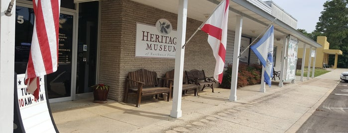 Heritage Museum of Northwest Florida is one of Destin-Fort Walton Beach, FL.