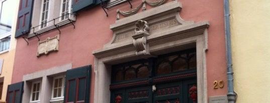 Casa de Beethoven is one of #111Karat - Kultur in NRW.