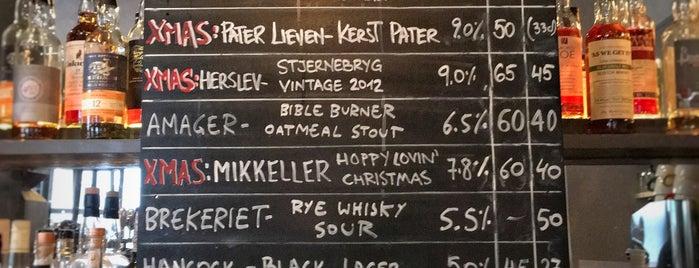 Black Swan is one of 10 craft beer spots you need to try in Copenhagen.