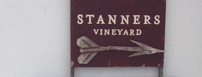 Stanners Vineyards is one of Orte, die Mackenzie gefallen.
