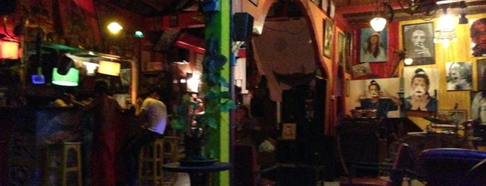 Reggae Bar is one of Nikitaさんのお気に入りスポット.
