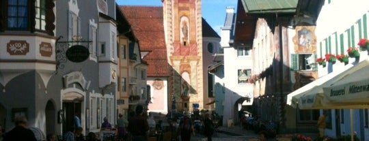 Mittenwald is one of J's Liked Places.