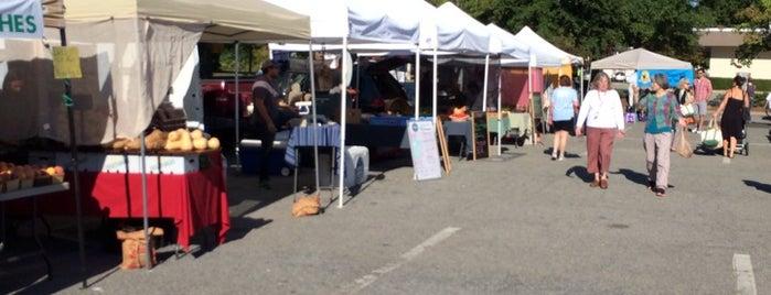 Chapel Hill's Farmers Market is one of Triangle Treats.