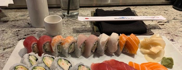 Sushi Holic is one of Locais salvos de Andy.