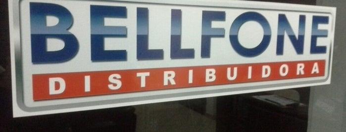Bellfone is one of Locais curtidos por Fernanda.