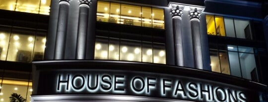 House of Fashions Mega Mall is one of Locais curtidos por Vee.