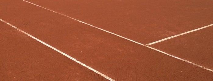 Club Tennis Costa Brava is one of Davidさんのお気に入りスポット.