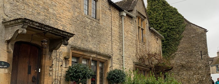 Stow-on-the-Wold is one of Part 1 - Attractions in Great Britain.