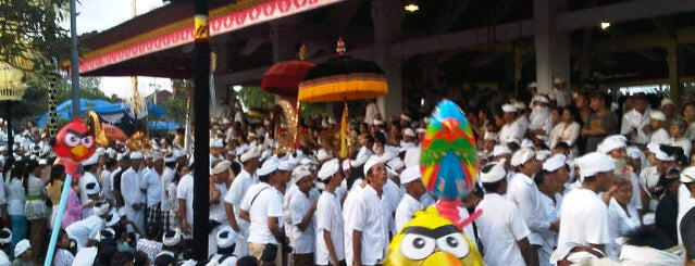 Pura Agung Petilan Pengerebongan is one of DENPASAR - BALI.